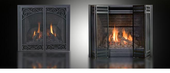 fireplace doors monmouth county