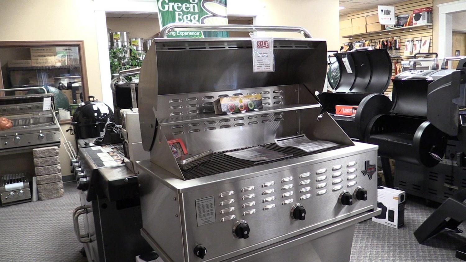 Grills Monmouth County nj