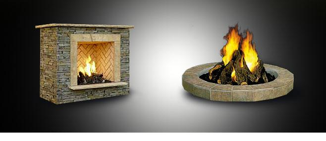 Outdoor Fire Pits Fireplaces Monmouth County nj