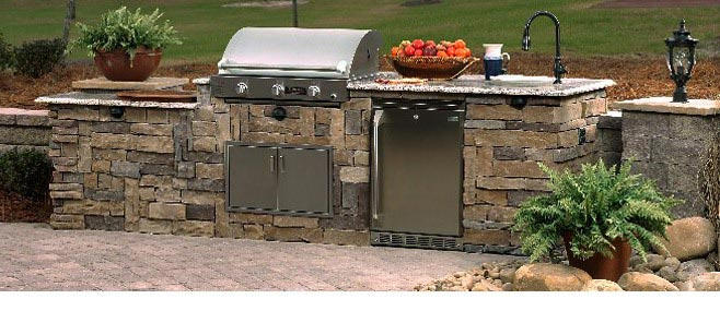 Outdoor Kitchens nj Monmouth County
