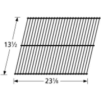 Steel Wire Rock Grate 92901